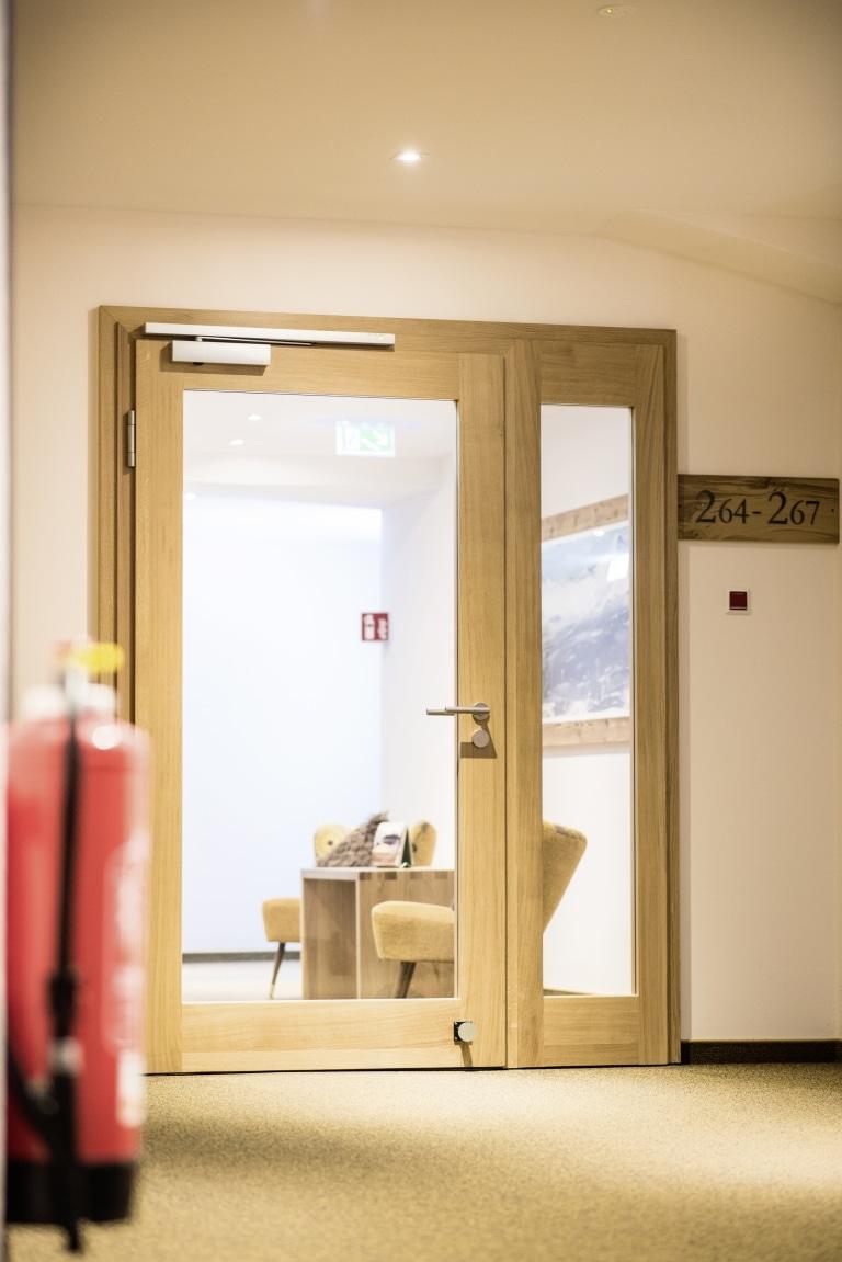 Hotel zur Post Ruhpolding - Einrichtung von Feil