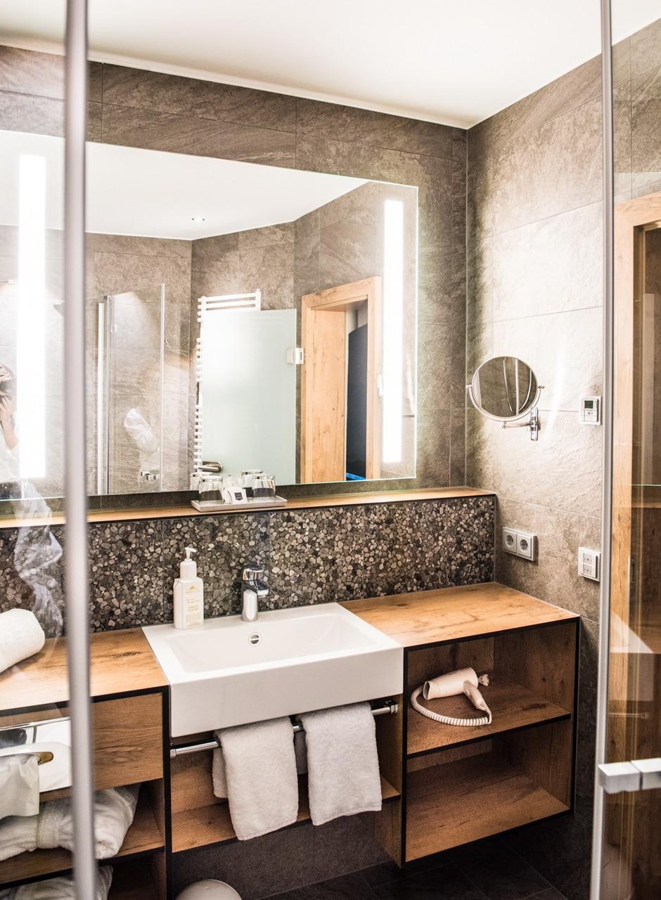 Hotel zur Post Ruhpolding neue Zimmer
